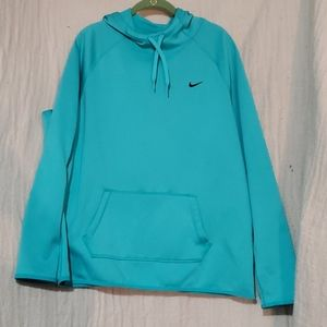 Nike Dri-fit Hoodie with Thumbhole  Sleeves